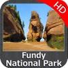 Fundy National Park HD GPS charts Navigator
