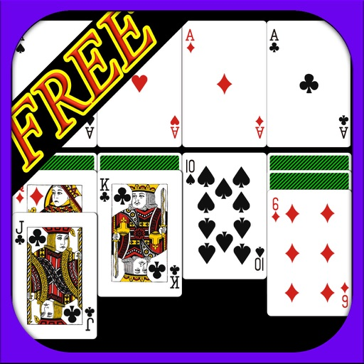 Touch Solitaire FVD iOS App