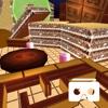 VR Maze 3D - Cookie Labyrinth