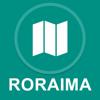 Roraima, Brazil : Offline GPS Navigation App