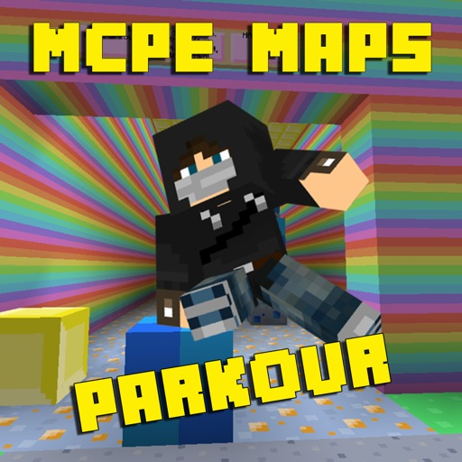 PARKOUR MAPS FOR MINECRAFT POCKET EDITION GAME por Phan Lam