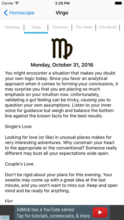 Aquarius Single Love Horoscope For Today