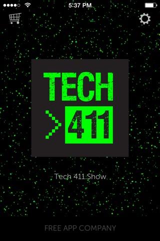 Tech 411 Show screenshot 1