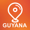 Guyana - Offline Car GPS App