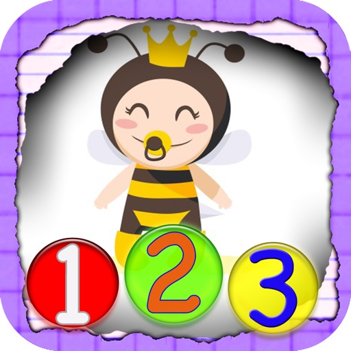 Toddler Counting Free iOS App