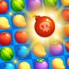 Fruits Crush Legend Delicious Sweetest Match 3 crush fight fruits