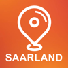 download Saarland, Germany - Offline Car GPS