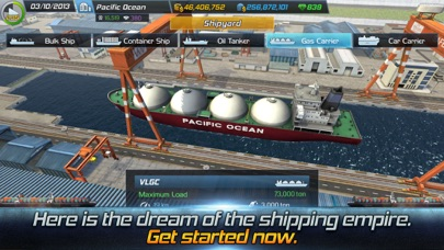 Screenshot #10 for Ship Tycoon