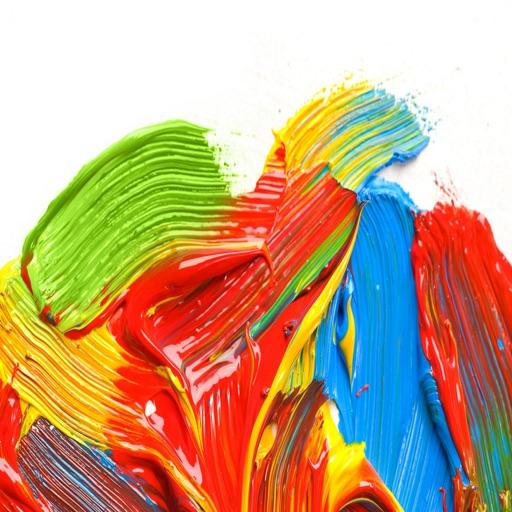 Realistici Sfondi Colorati Per Iphone Ipod Touch E Ios 7 Per
