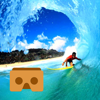 VR Surf Simulator - Surfing Player with Cardboard