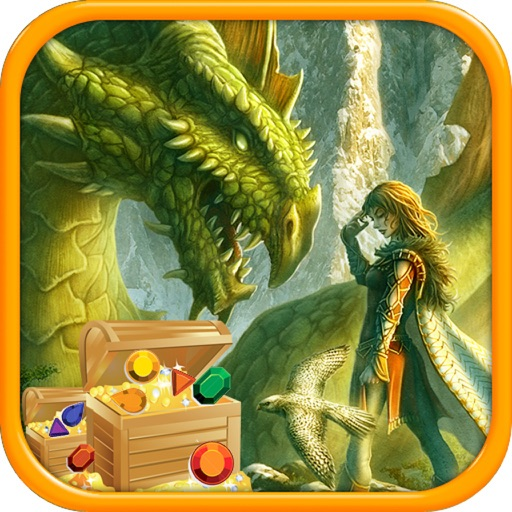 Dragon Gems Puzzle - Train Monster & Blast Diamond iOS App