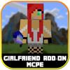 Girlfriends AddOn for Minecraft PE