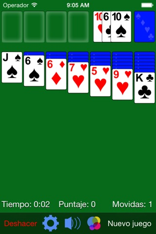 Solitaire· screenshot 1