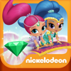 Nickelodeon - Shimmer and Shine:  Enchanted Carpet Ride Game artwork