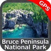 Bruce Peninsula NP GPS charts Navigator