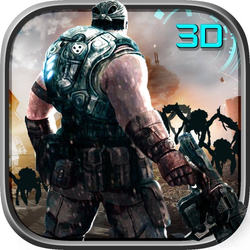 Monster Shooting 3D iOS App
