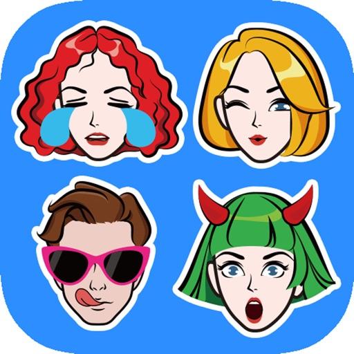 Emoji Me Keyboard | Zmoji - Avatar Emojis & GIF App Ranking & Review