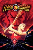 Mike Hodges - Flash Gordon (1980)  artwork