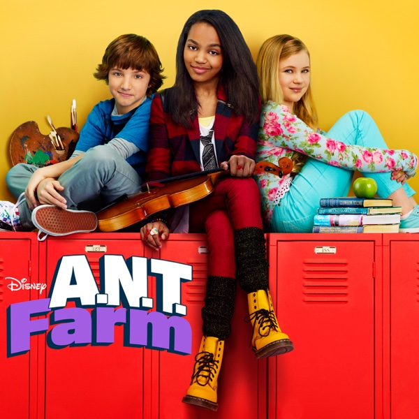 Watch a n t farm episodes season 1 for Ant farm cantonese style cuisine
