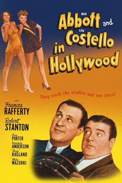 abbott amp costello in hollywood on itunes