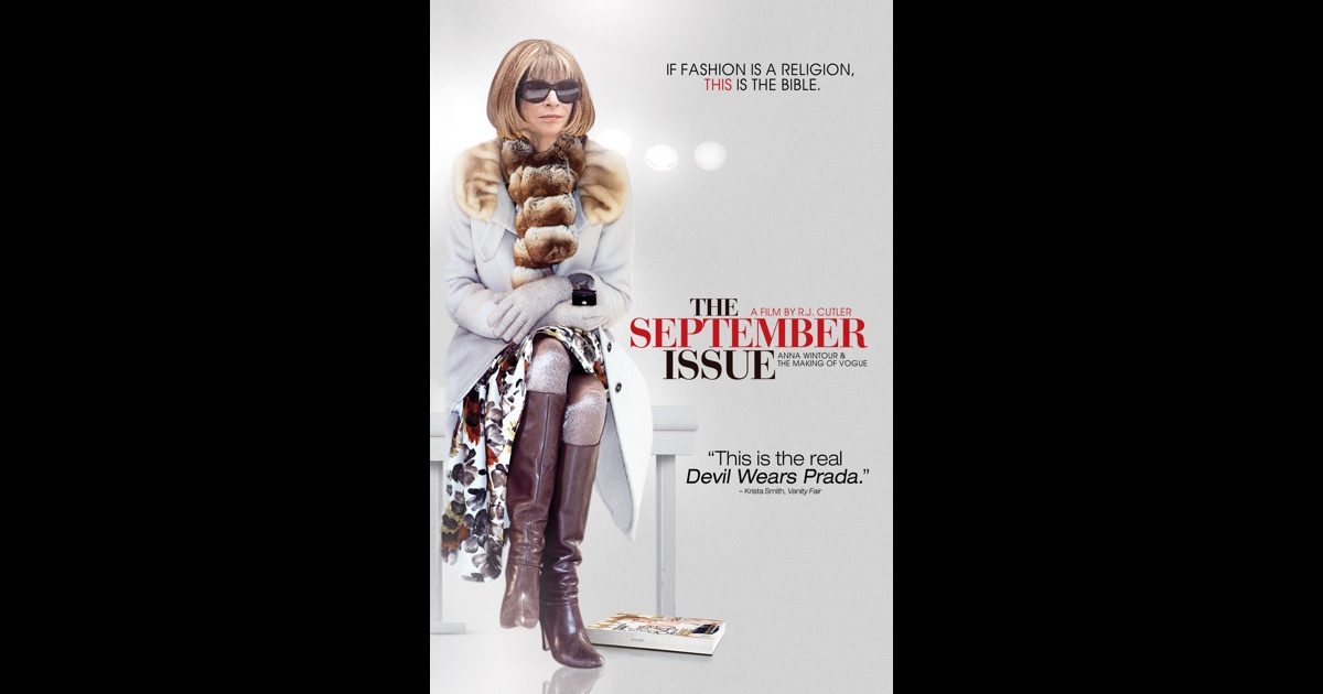 The september issue movie review