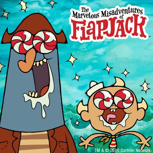 The marvelous misadventures of flapjack vol 4 on itunes voltagebd Choice Image