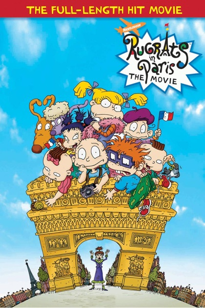 Rugrats In Paris: The Movie on iTunes