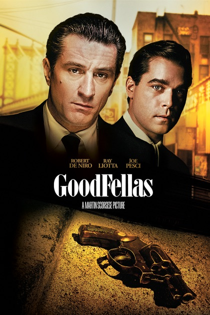 a review on the film goodfellas about organized crime directed by martin scorsese in 1990 Find helpful customer reviews and review ratings for goodfellas (1990) the life of organized crime as martin scorsese triple feature (goodfellas / the.