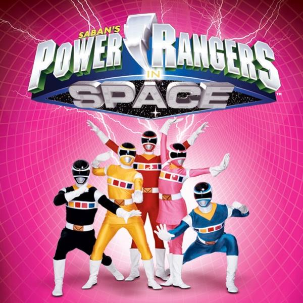 Watch Power Rangers In Space Episodes