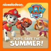 PAW Patrol, Pups Save the Summer! - PAW Patrol Cover Art