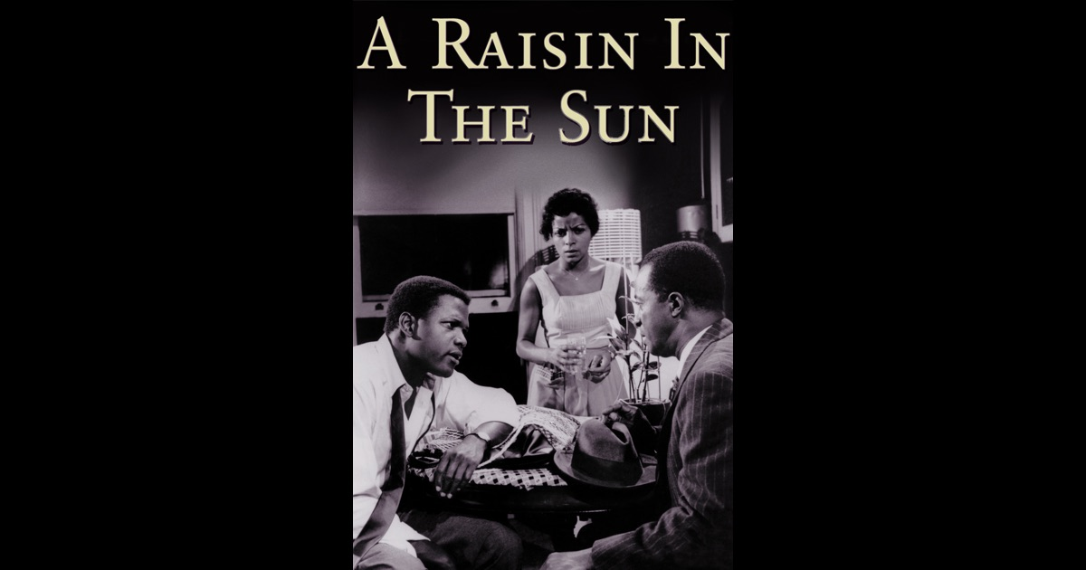 a raisin in the sun A raisin in the sun is an american play that was written by lorraine hansberry in 1959 it is about a poor african american family in chicago who.