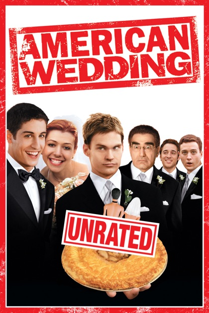 American Wedding Unrated On ITunes