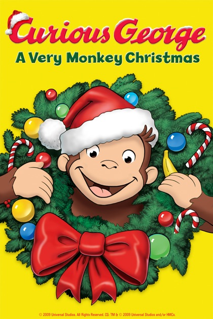Curious George: A Very Monkey Christmas on iTunes