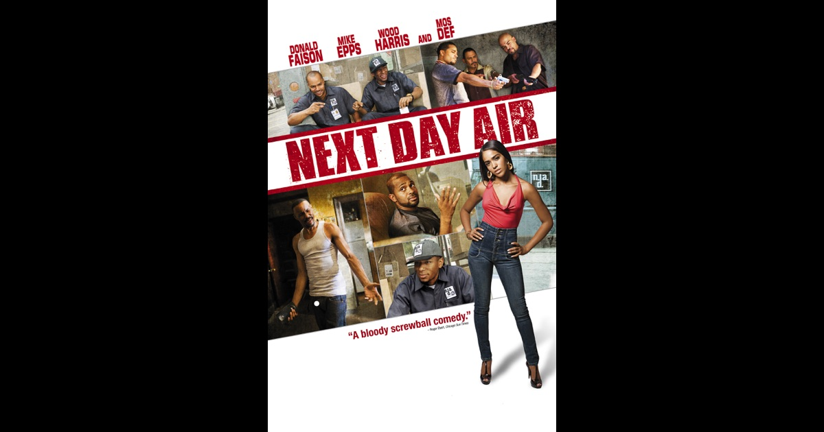 Next Day Air on iTunes