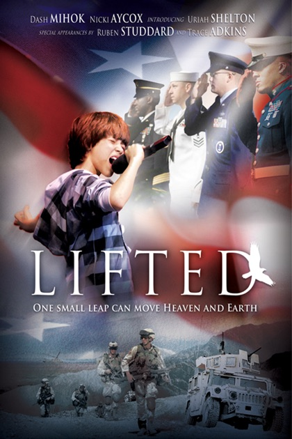 Sneak Peek at the new feature film LIFTED! - YouTube