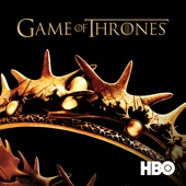 Game of Thrones, Season 2 - Game of Thrones Cover Art