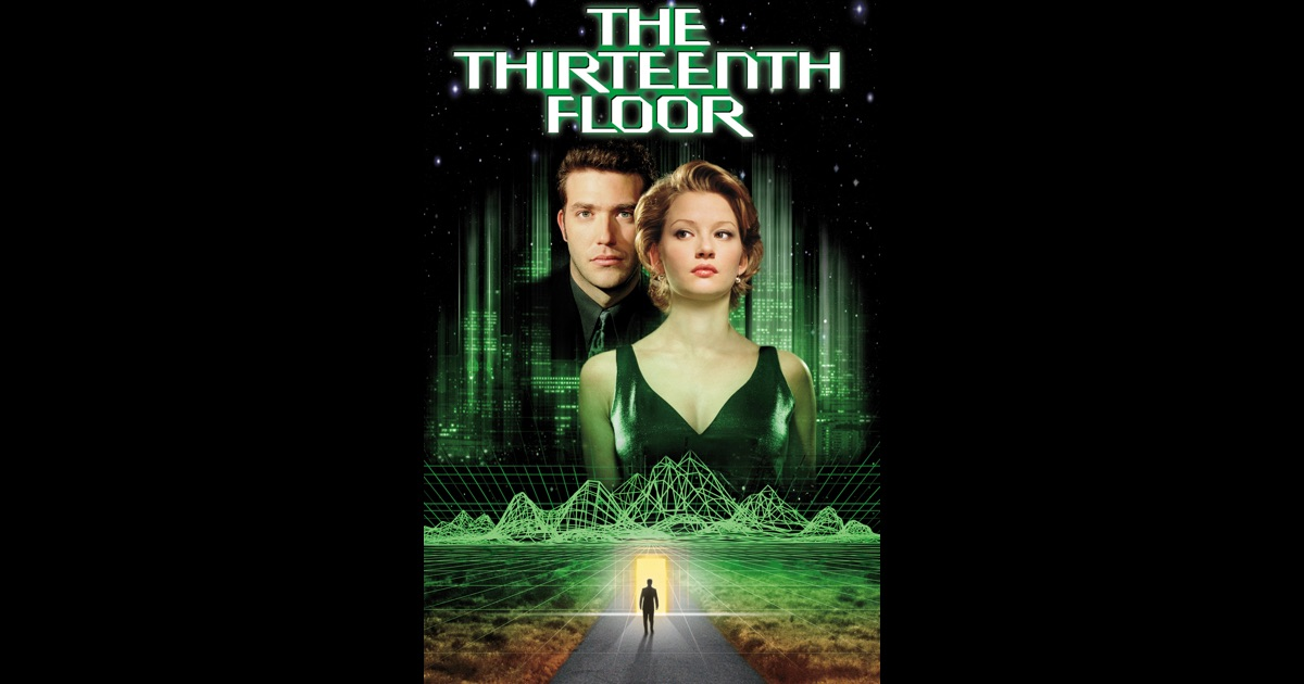 The thirteenth floor on itunes for 13th floor film