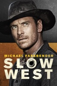 Slow West - John MacLean Cover Art