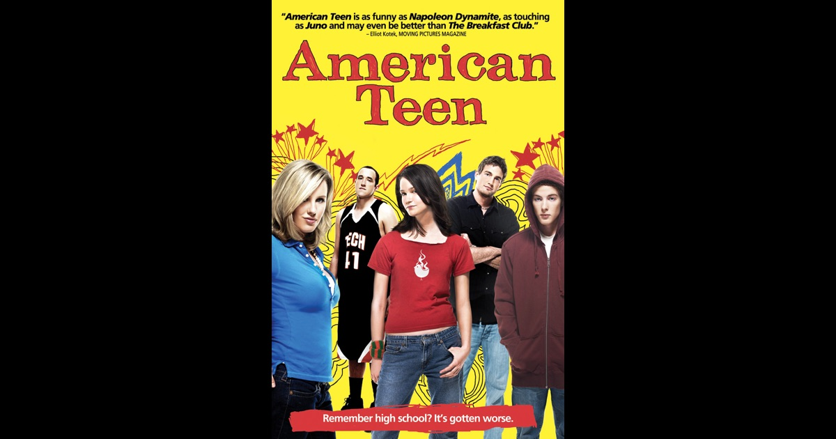 List To American Teen 29