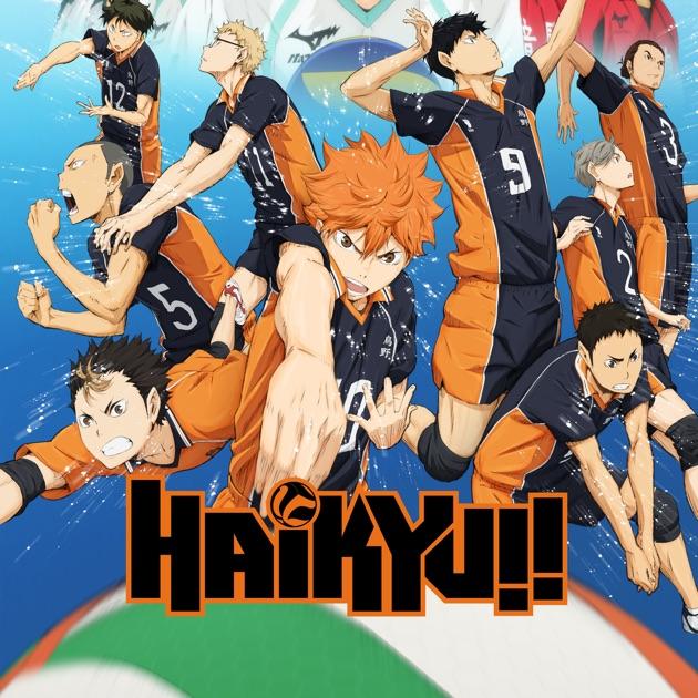 Mangaku Haikyuu Season 4: Haikyu!!, Vol. 1 (Original Japanese Version) On ITunes
