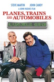 John Hughes - Planes, Trains and Automobiles  artwork