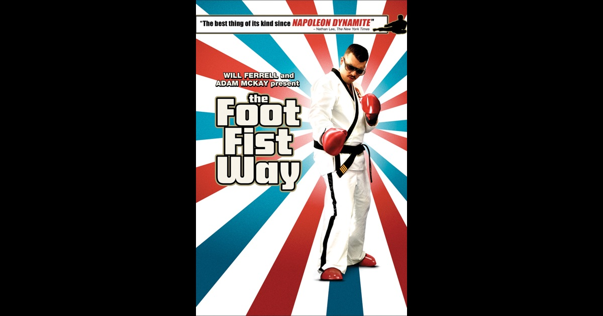 Very watch the fist foot way were visited