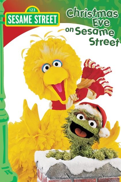 Christmas Eve On Sesame Street on iTunes