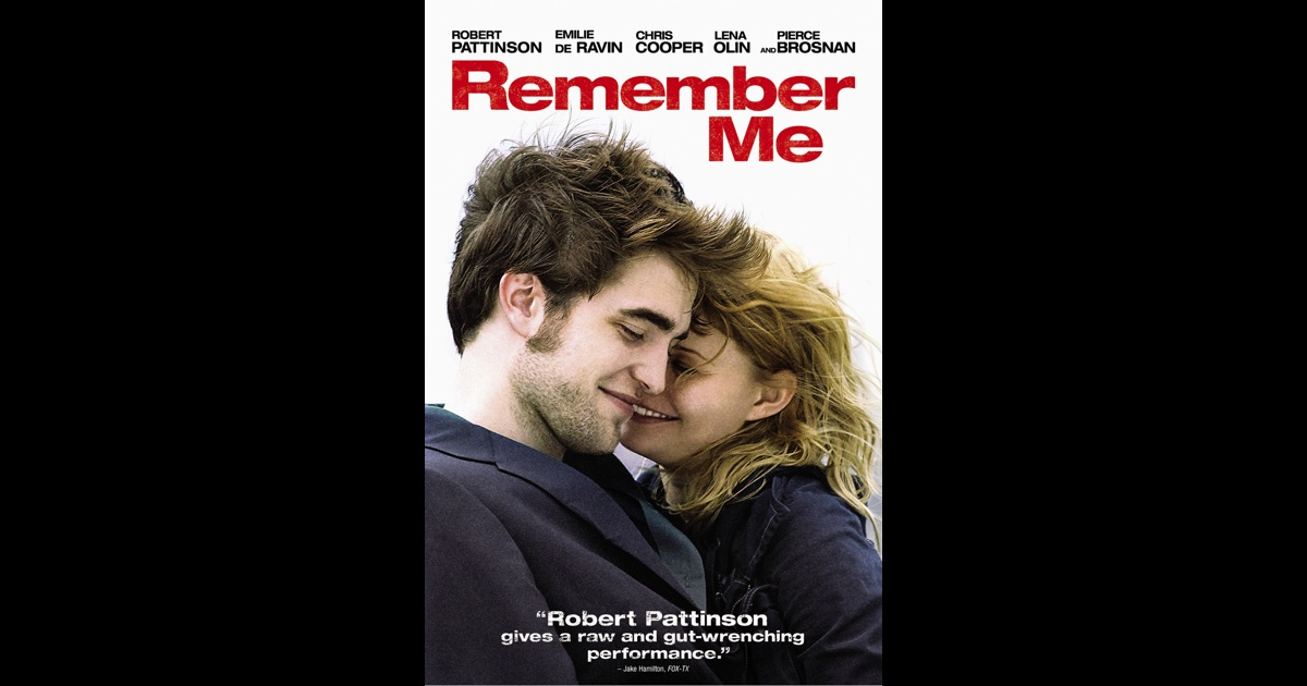 Remember Me 2010