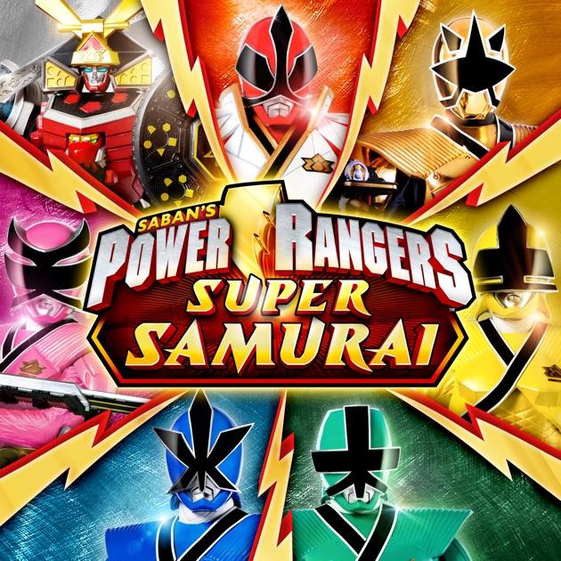 Power rangers super samurai the complete season on itunes - Jeux de power rangers super samurai ...