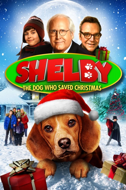 Shelby: The Dog Who Saved Christmas on iTunes