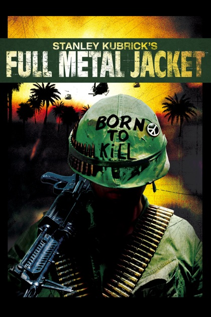 the duality of man in full metal jacket a film by stanley kubrick The first step toward what would become the screenplay of full metal jacket: stanley kubrick film in them because he was stanley kubrick duality of man came.