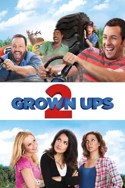 Grown Ups 2 on iTunes