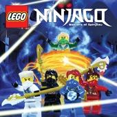 LEGO Ninjago: Masters of Spinjitzu, Season 3 - LEGO Ninjago: Masters of Spinjitzu Cover Art