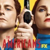 The Americans - The Midges  artwork